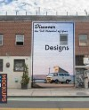 Painted Brick Wall In Brooklyn Ny Ooh Advertising Mockup Etsy