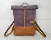 Rolltop-Backpack Stockhol...
