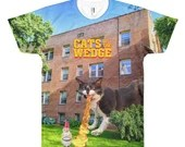Cats of the Wedge Cat Tour T-Shirt