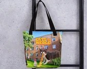 Cats of the Wedge Cat Tour Tote Bag