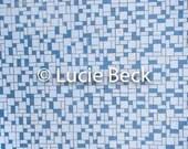 Tiny tiles backdrop, ML808, vinyl backdrop, blue backdrop, tiles backdrop, backdrop food photography, myluciebackdrops