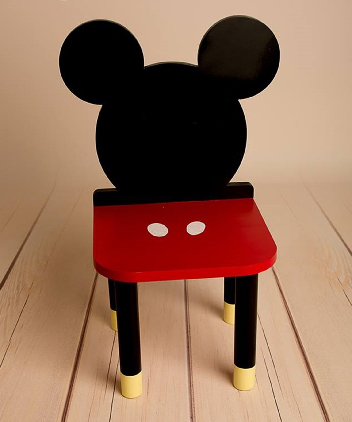 Mickey Mouse Chairs For Toddlers Mickey Mouse Chair Kids Furniture Toddler Gift Baby Toddler Chair Baby Furniture Kids Chair Baby Decor Wooden Baby Chair