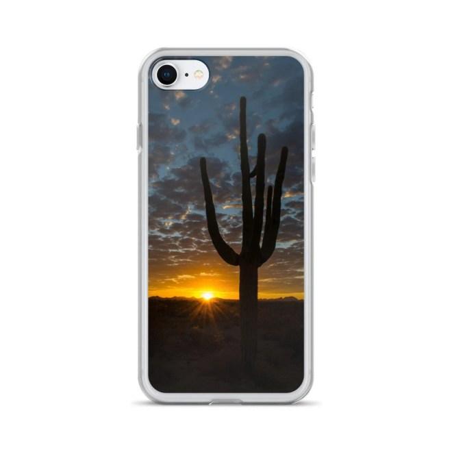 Desert Sunrise iPhone Cas...