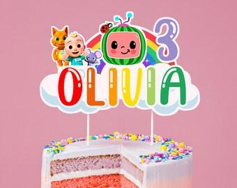 04/10/2021· cocomelon birthday cocomelon cake design for boy. Cocomelon Cake Etsy