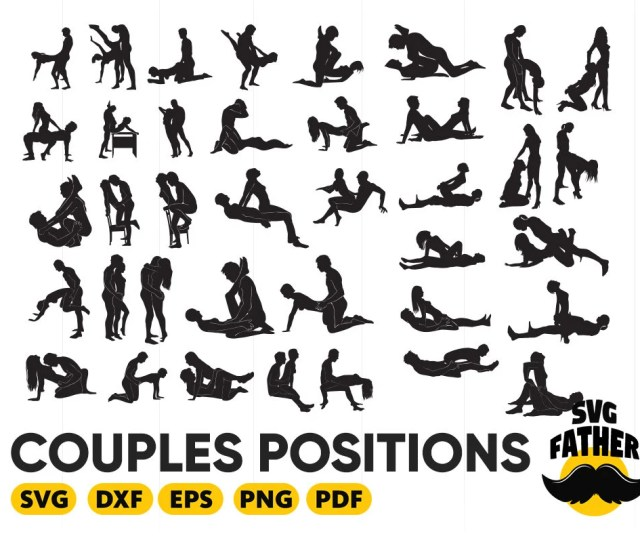 Sex Svg Sex Silhouette Svg Kamasutra Svg Kamasutra Clipart Sex Clipart Sex Position Svg Couples Position Svg Design Vector Eps Dxf