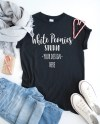 Gildan 500 Black T Shirt Mockup Christmas Styled T Shirt Etsy