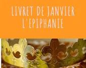 Livret d'activité de décembre - thème l'Epiphanie et la nouvelle année