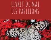Livret d'activité de mai - Les papillons