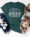 Bella Canvas 3001 Mockup T Shirt Mockup Mauve Tshirt Mockup Etsy