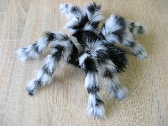 fake arctic spider plush