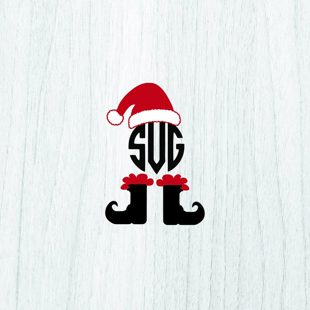 Christmas SVG Santa svg Santa Legs SVG Santa shirt Santa