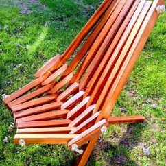 Folding Kentucky Chair Philippe Starck Ghost Stick Etsy Lawn Adirondack Style Made Out Of Tropical Ipe Wood Iron