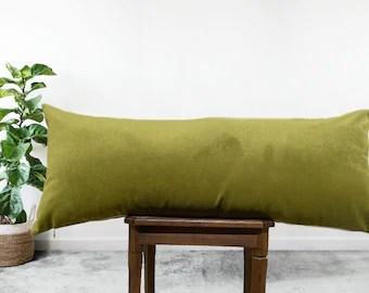 velvet body pillow cover etsy