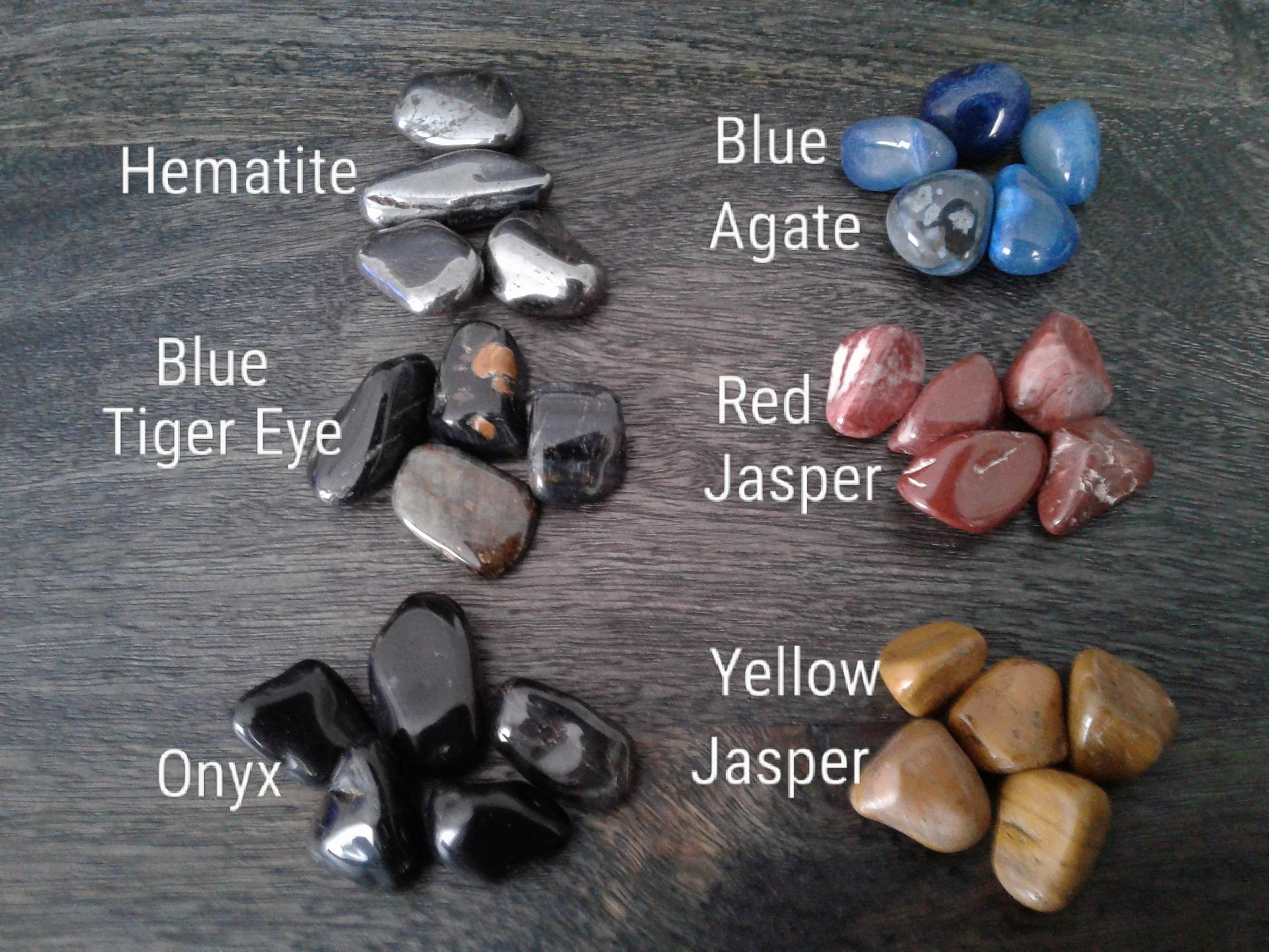 Create your own Crystal Kit.28 genuine stones to choose from. image 2