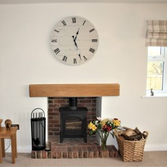 Living Room Clocks Next Elliot Fabric Sectional Furniture Collection Large Wall Clock Etsy Huge Contemporary Extra Rustic Wooden Hand Made Reclaimed Wood Farmhouse Natural Stone Paint We Can Make It Smaller