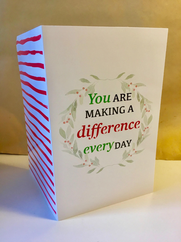 Coach Thank You Cards : coach, thank, cards, Teacher, Coach, Appreciation, Thank, Making