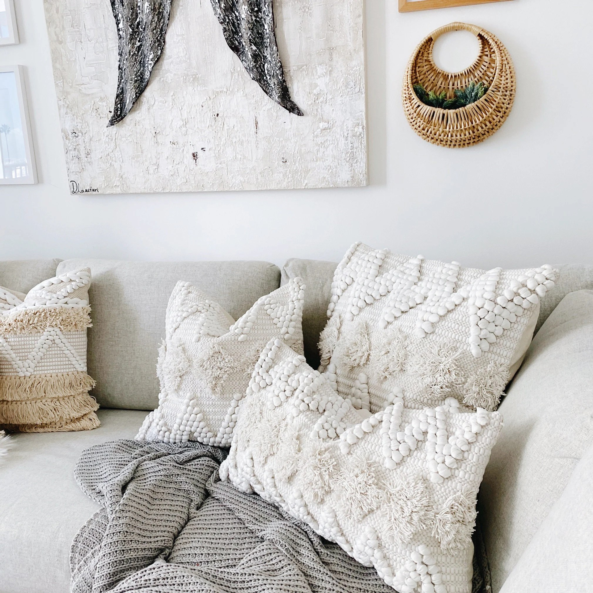 vintage pillow shop by thehomemind on etsy