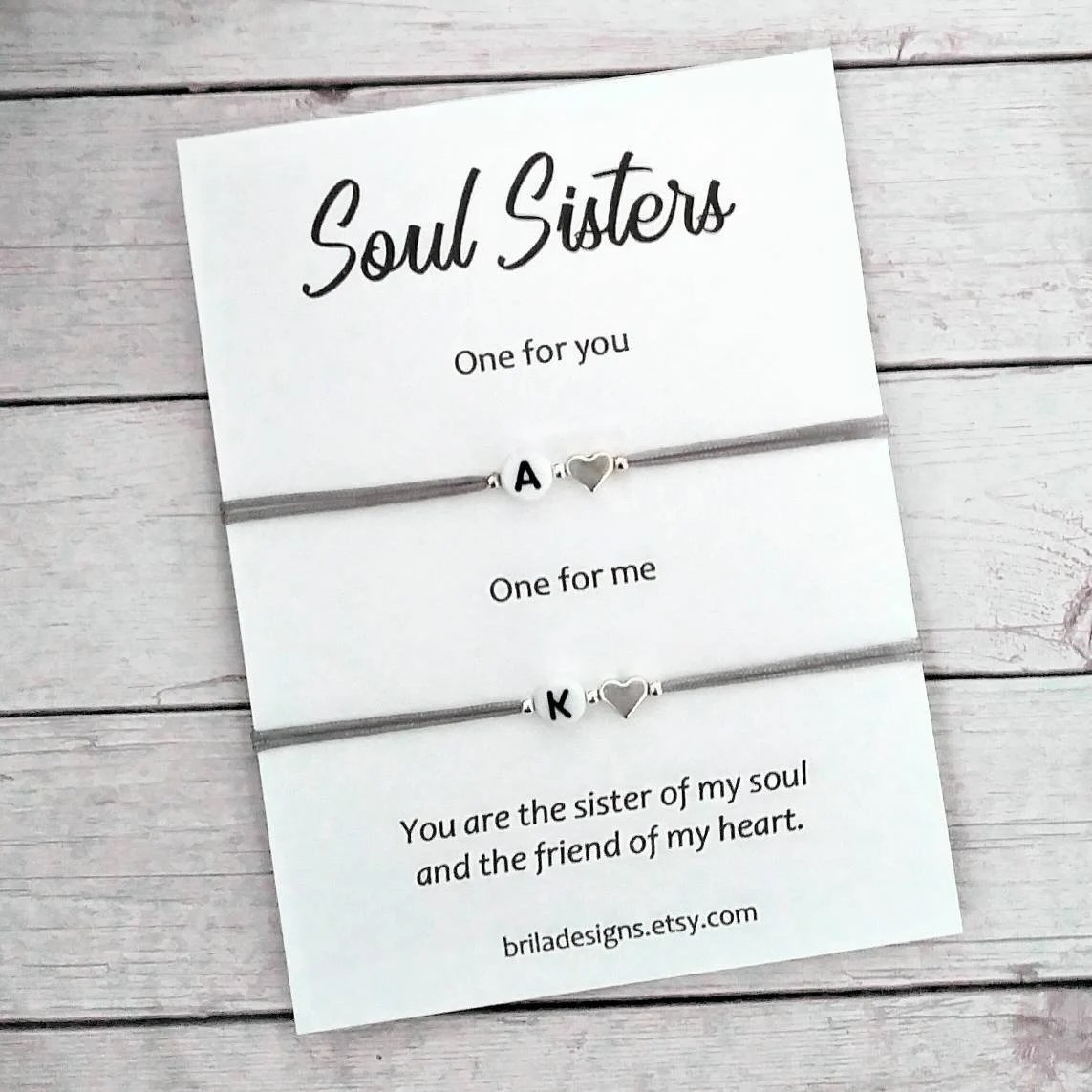 gifts for sister soul