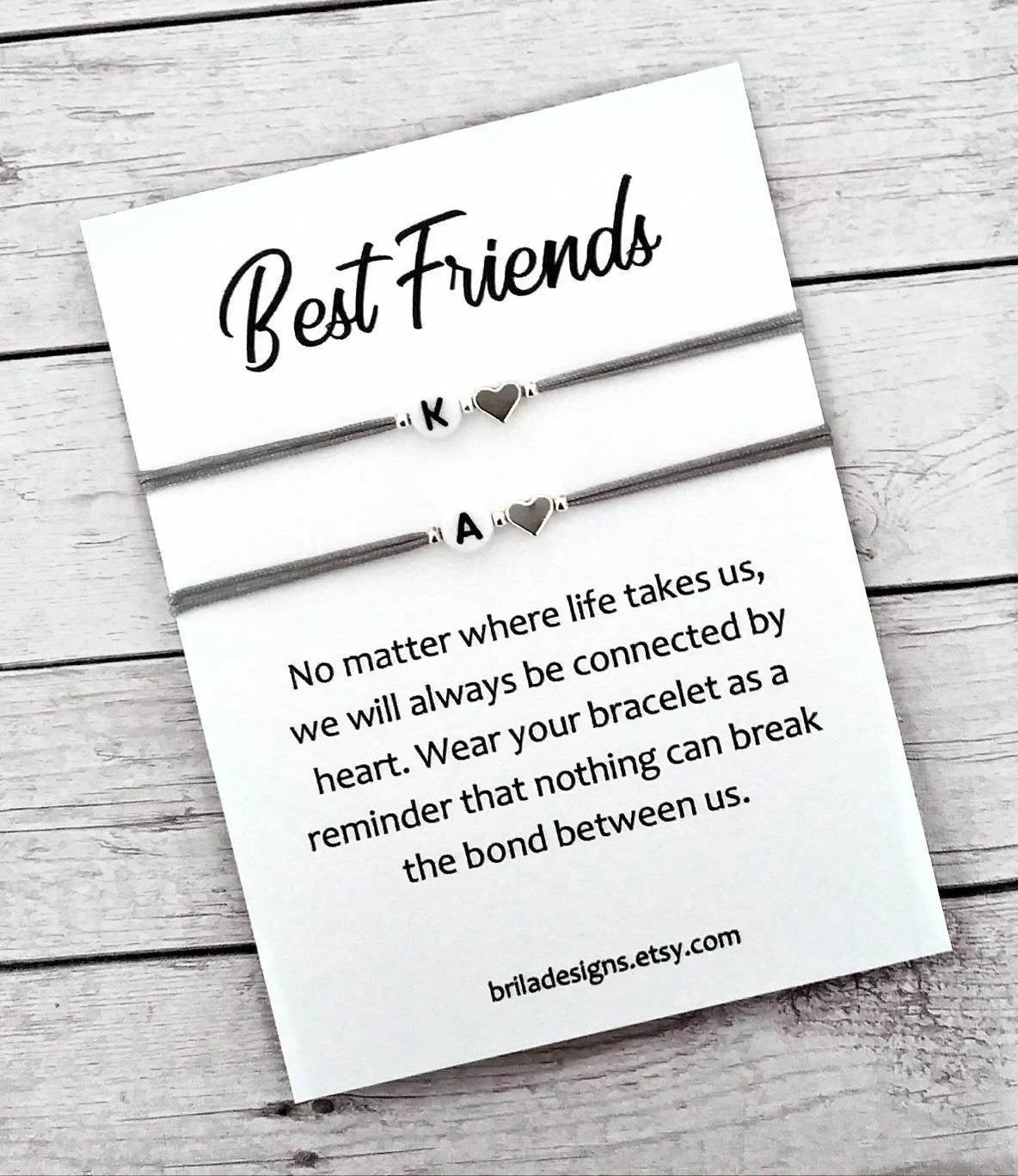 best friend gifts long