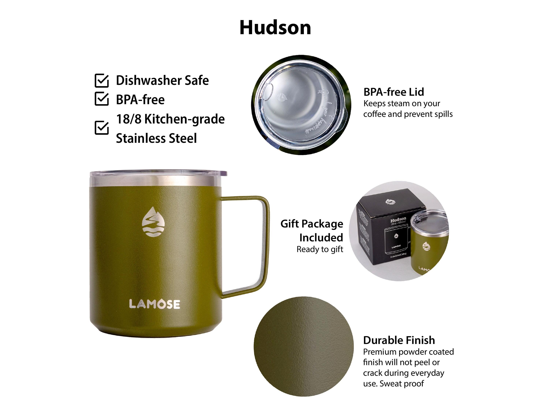 Custom Photo Mug Laser Etching Personalized Insulated Mug image 5