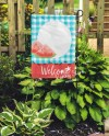 Watermelon Welcome Garden Flag With Ants Jpg Png Digital Etsy