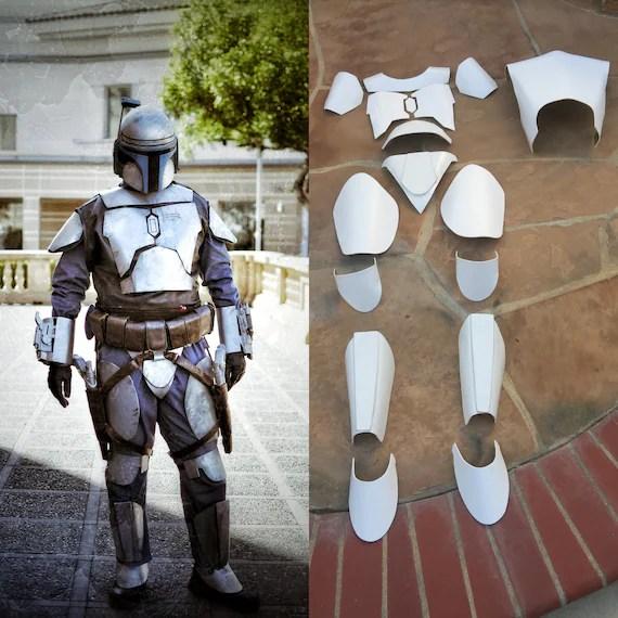 mandalorian armor jango fett
