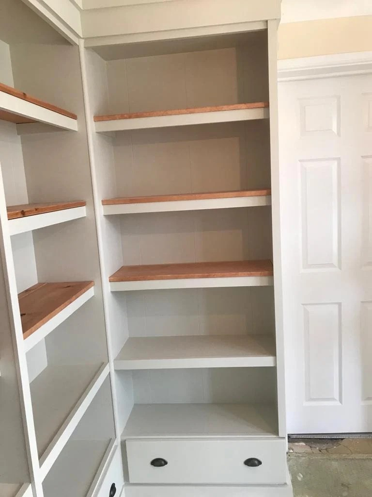 The Canterbury Bookcase Booknook Library Handcrafted Custom Built To Customers Requirements Great Book Storage