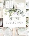 Reese Wedding Invitation Template Wedding Invite Wedding Etsy