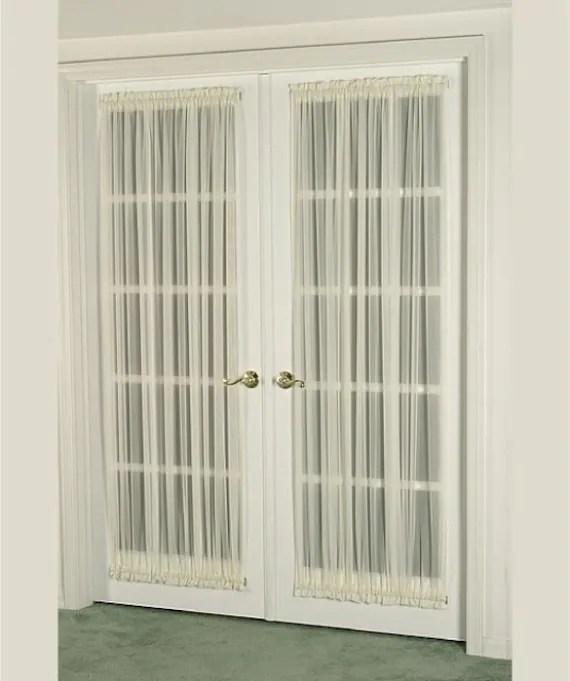 door curtain for door window 76 width fits door window 20 25 wide