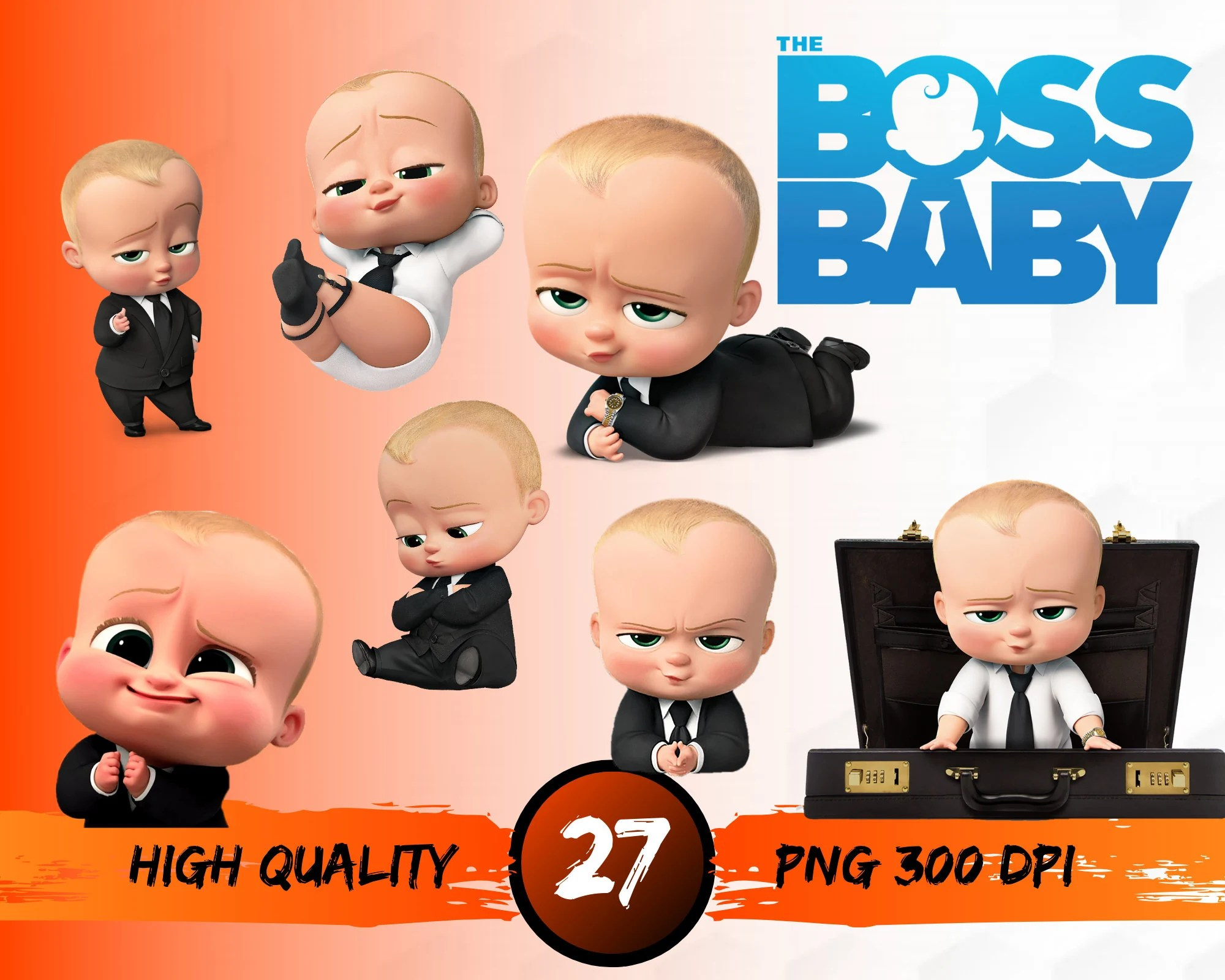 boss baby images etsy