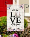 For The Love Of The Game Home Template Sublimation Designs Etsy