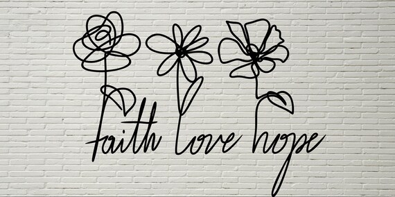 Download 25+ Faith Hope Love Heartbeat Svg Design - All Free SVG ...