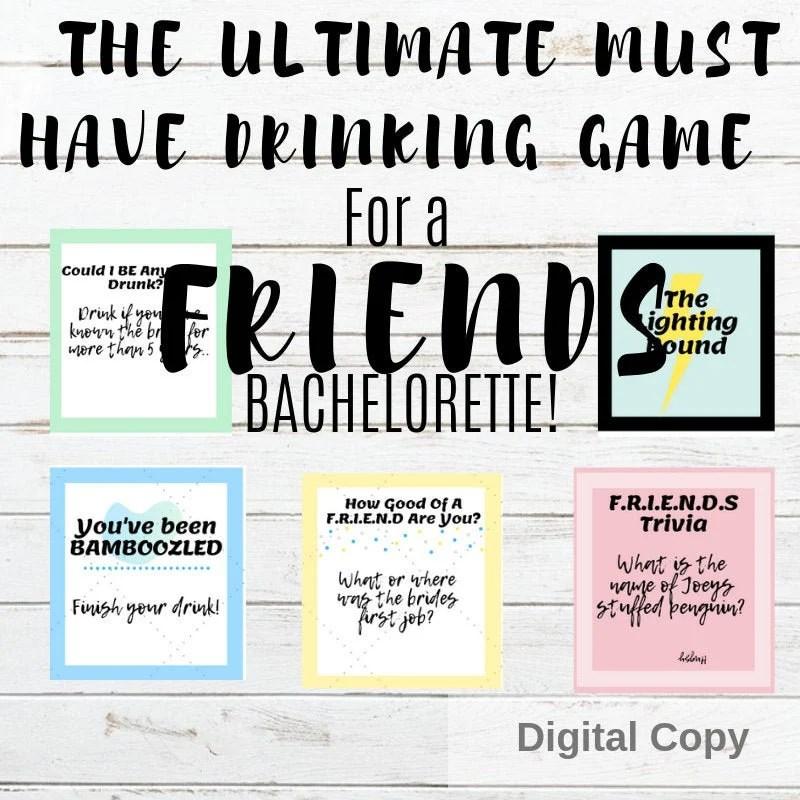 drinking games etsy