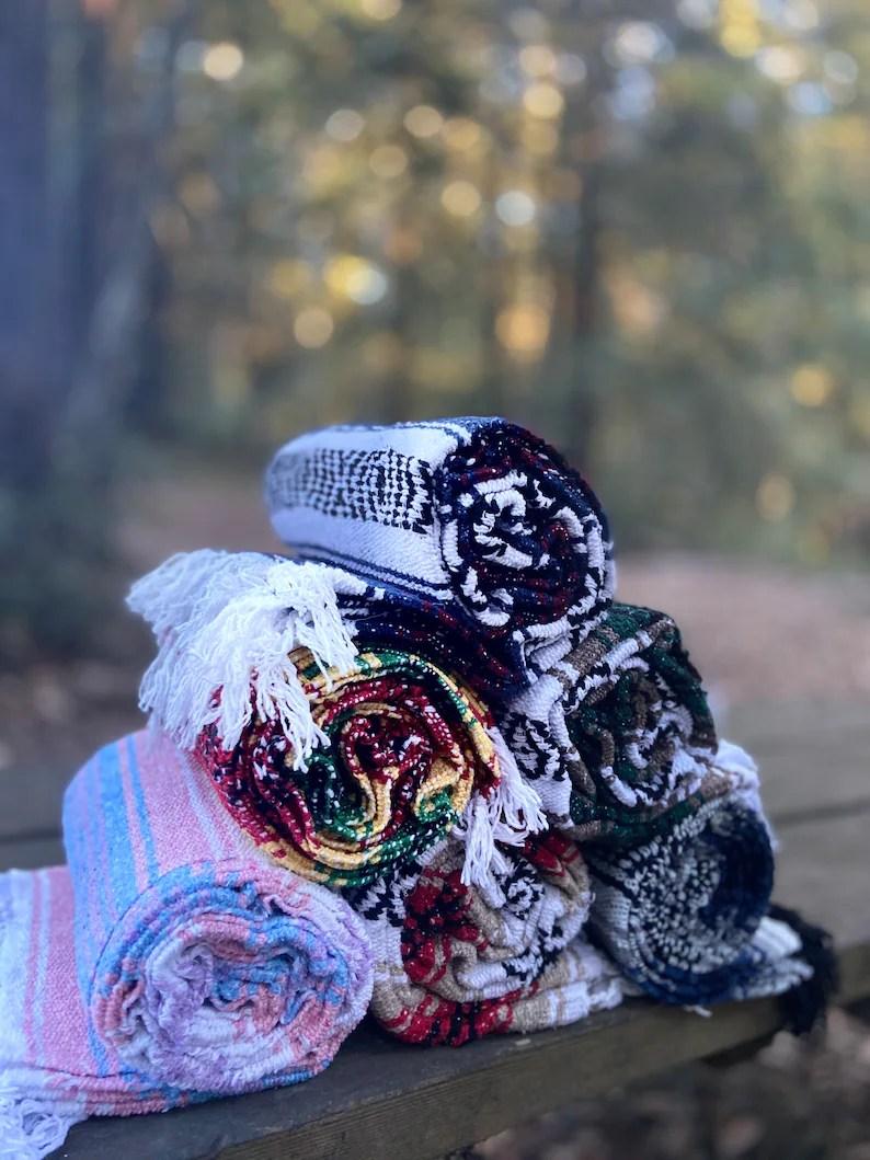 Mexican outdoor baja blankets image 0