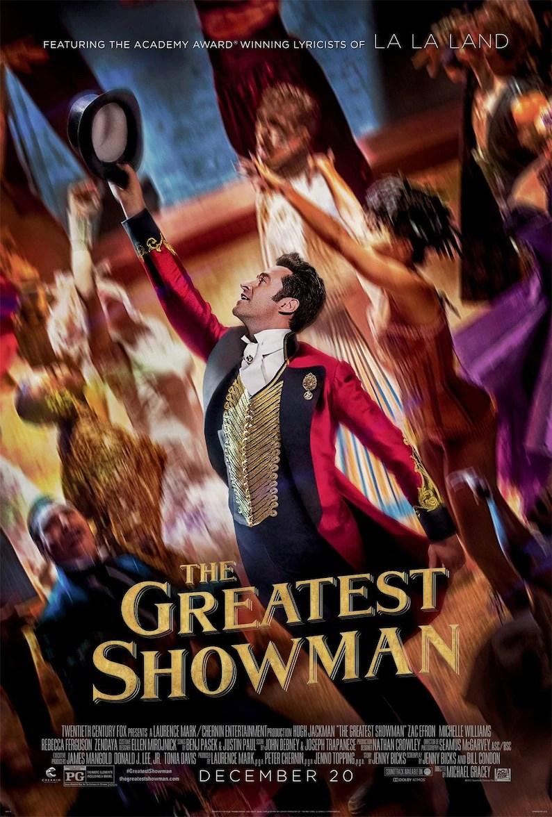 the greatest showman zac efron hugh