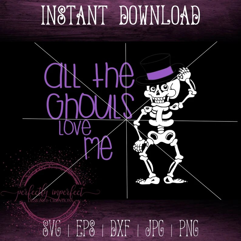 Download All the ghouls love me svg Boy Halloween SVG Halloween svg ...