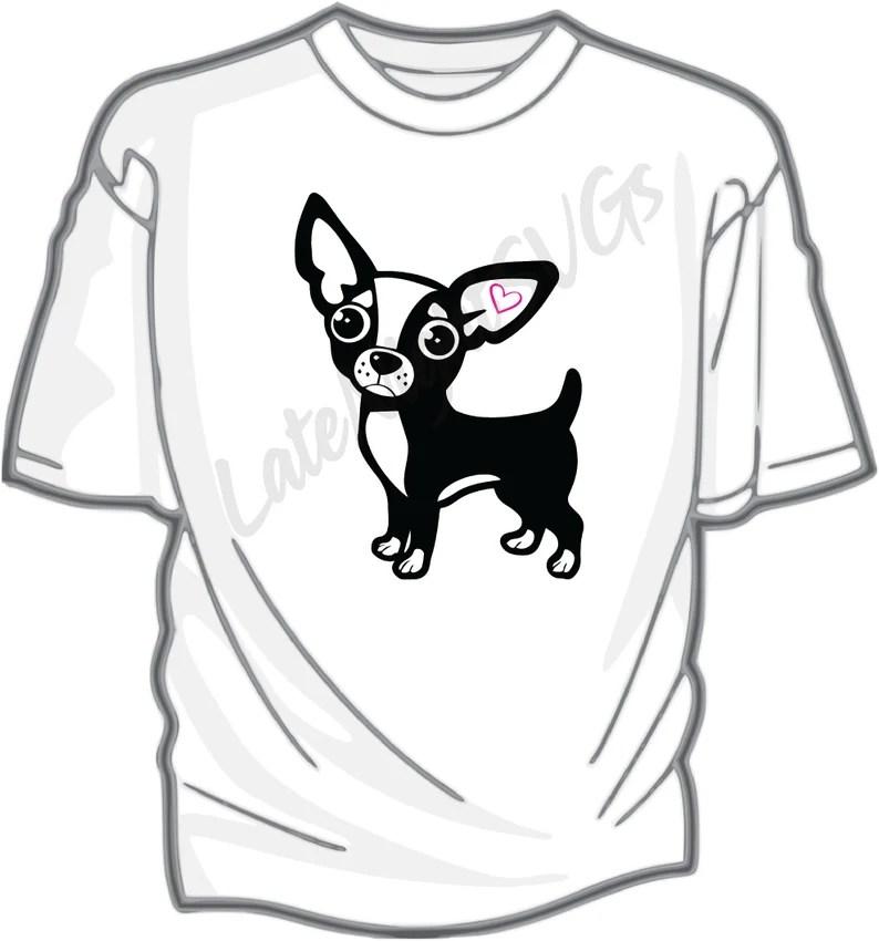 Download Chihuahua Dog Love Cut Cricut Vector svg png Digital Art ...