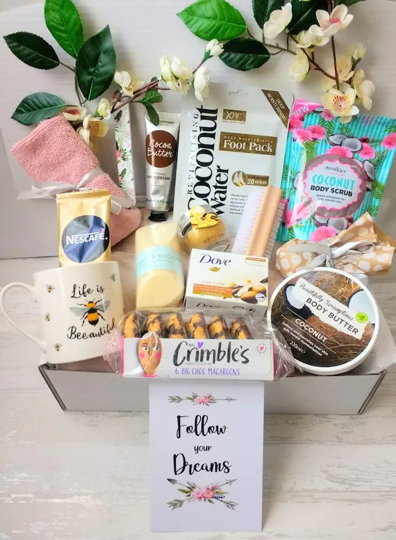 Mum To Be Pamper Hamper : pamper, hamper, Tropical, Gift/Spa, Box/Pamper, Hamper/Easter, Gift/Gift