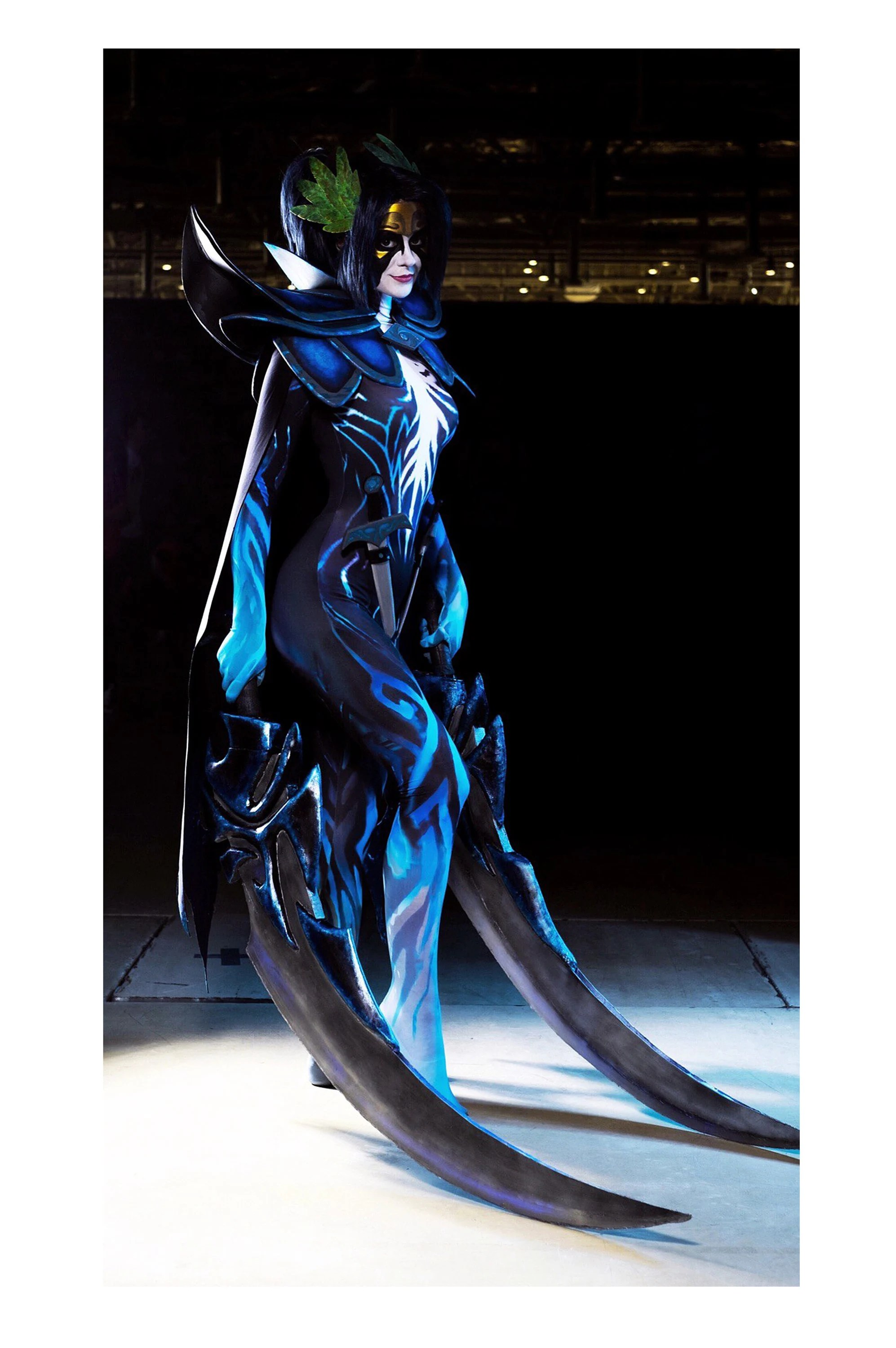 Phantom Assassin Arcana : phantom, assassin, arcana, Signed, Cosplay, Prints, Phantom, Assassin, Arcana