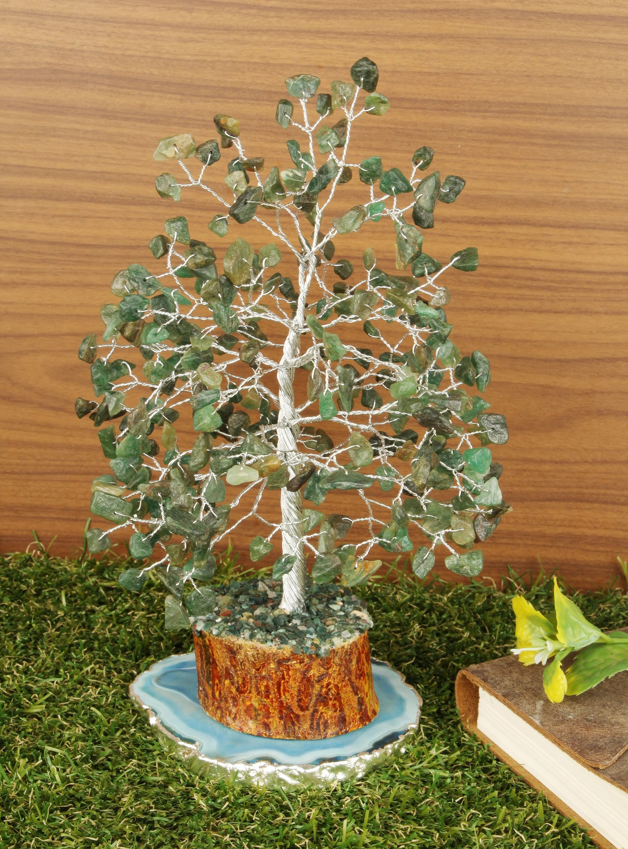 Bonsai Tree Good Luck : bonsai, Green, Chakra, Balancing, Bonsai, Trees