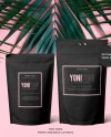 Editable Stand Up Pouch Diy Doypack Yoni Label Tea Label Etsy