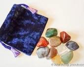 Tumblestones in 5s/10s/15s (Includes Free Pouch)