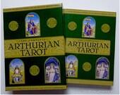 The Complete Arthurian Tarot (Cards & Coursebook Set)