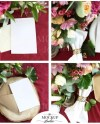 Burgundy Wedding Invitation Mockups Small Bundle Burgundy Etsy