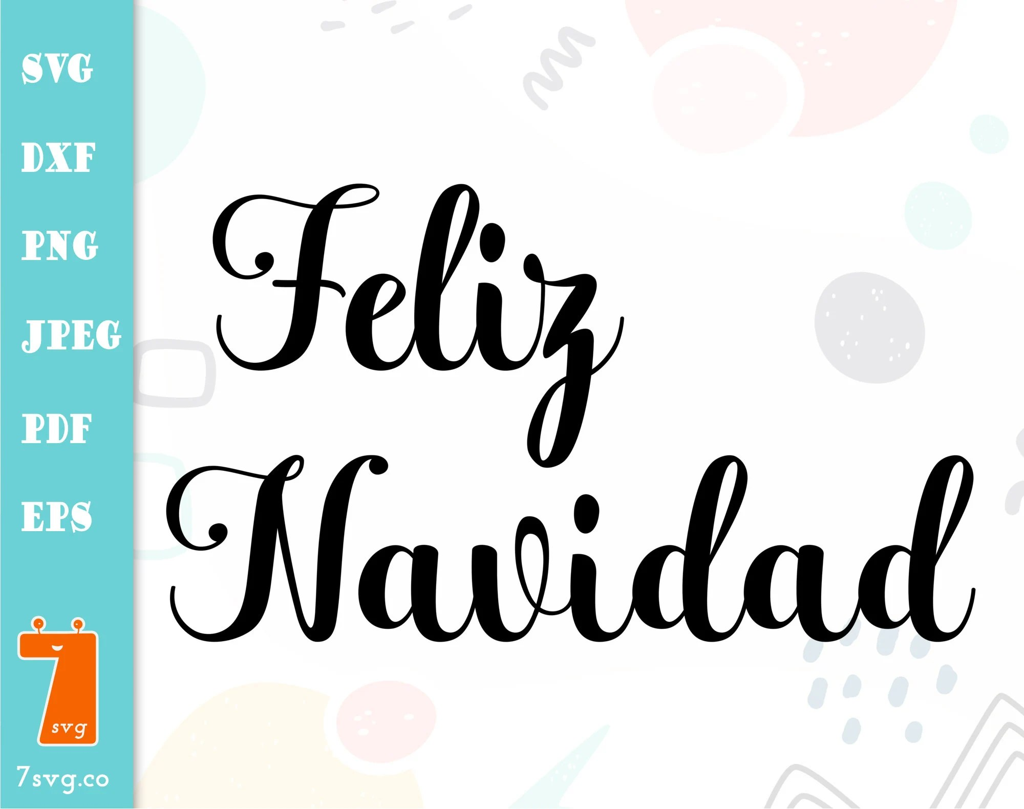 If you are looking for 12 days of christmas svg you've come to the right place. Cricut File Jpg Png Cutting File Cricut And Silhouette Spanish Christmas Hand Lettered Feliz Navidad Svg Merry Christmas Digital Drawing Illustration Safarni Org