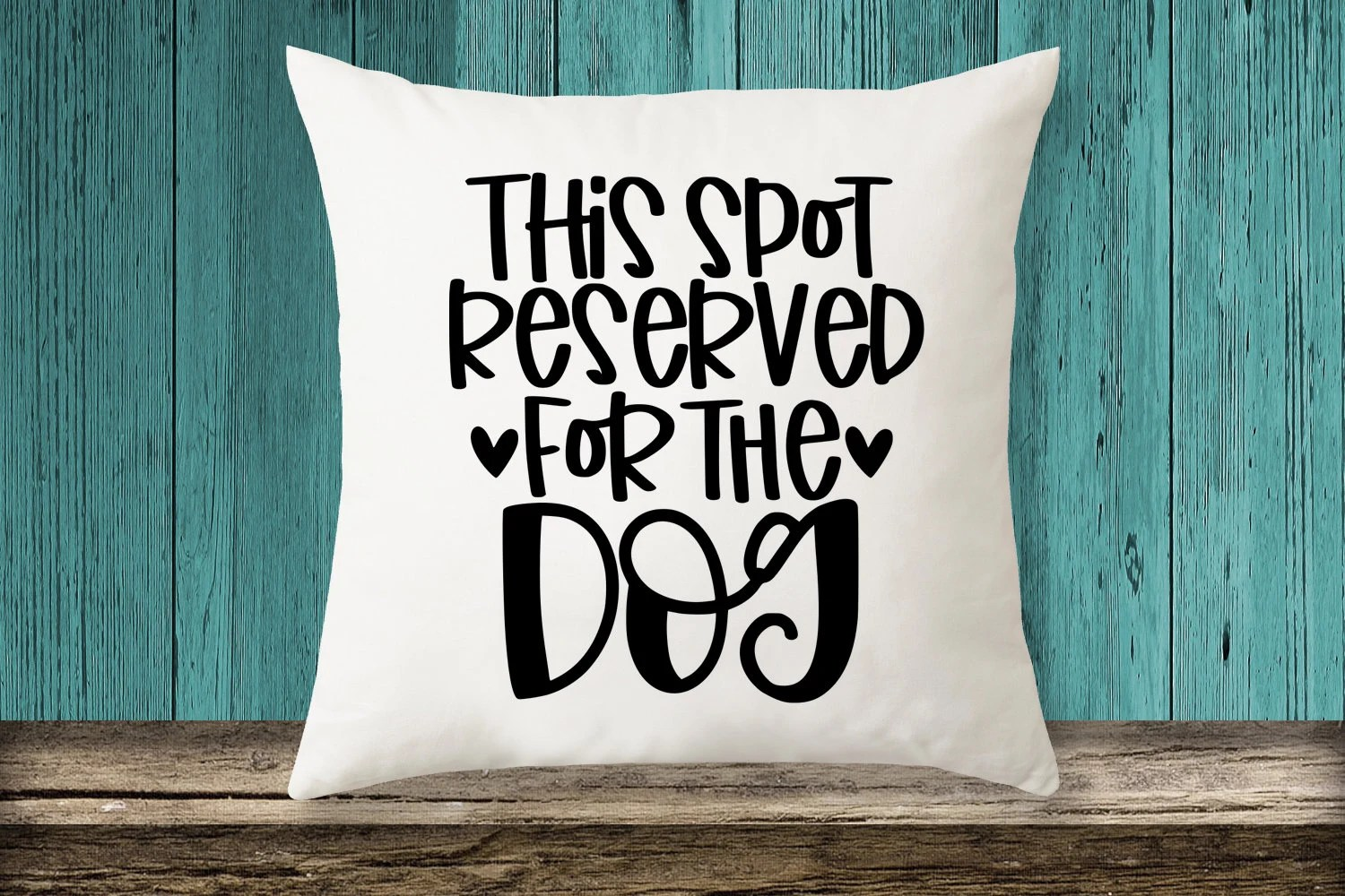 reserved for the dog etsy