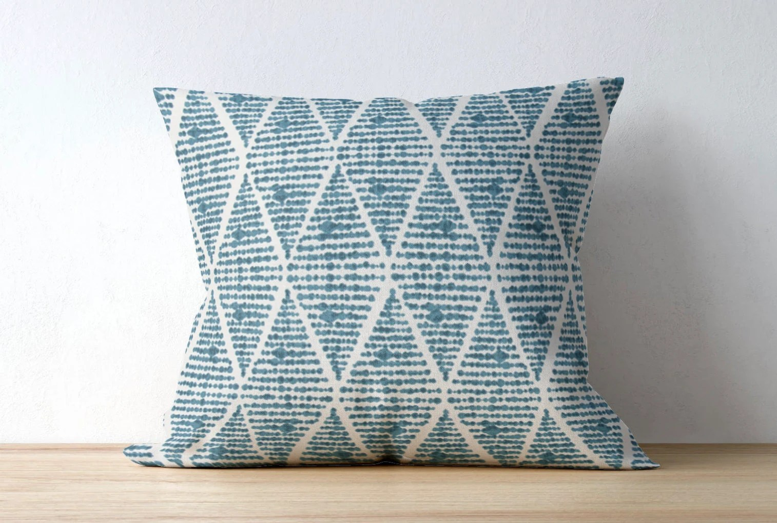 teal outdoor pillow etsy