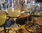 Cider + White Wine Glass Flight