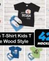Bundle 42 Kids T Shirt Mockup Mockup Kids Flat Lay Kids Mockup Etsy