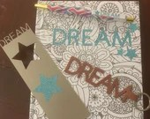 "Motivational Journal Set - ""Dream"""